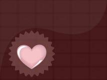 σοκολάτα ανασκόπησης Στοκ Εικόνα