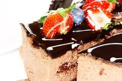 σοκολάτα κέικ στοκ εικόνες με δικαίωμα ελεύθερης χρήσης