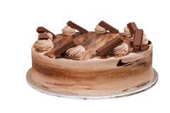σοκολάτα κέικ Στοκ Φωτογραφίες