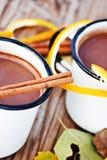 σοκολάτα καυτή Στοκ εικόνα με δικαίωμα ελεύθερης χρήσης