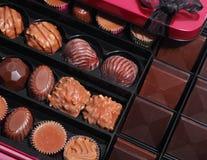 σοκολάτα κιβωτίων στοκ φωτογραφίες με δικαίωμα ελεύθερης χρήσης