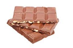 σοκολάτα ομάδων δεδομένων Στοκ φωτογραφία με δικαίωμα ελεύθερης χρήσης
