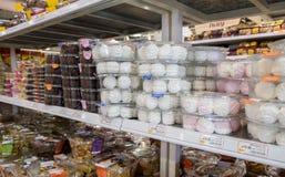 Σοκολάτα που καλύπτονται και κανονικό zephyr ή marshmallow για την πώληση Isr στοκ φωτογραφίες με δικαίωμα ελεύθερης χρήσης