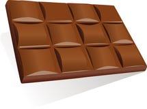 σοκολάτα ράβδων ελεύθερη απεικόνιση δικαιώματος