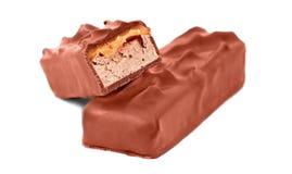 σοκολάτα ράβδων Στοκ φωτογραφίες με δικαίωμα ελεύθερης χρήσης