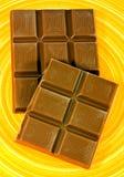 σοκολάτα ράβδων Στοκ φωτογραφία με δικαίωμα ελεύθερης χρήσης