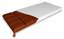 σοκολάτα ελεύθερη απεικόνιση δικαιώματος