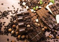 σοκολάτα Στοκ Φωτογραφίες