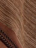 Σοκολάτα bag& x27 ύφασμα του s στοκ φωτογραφία με δικαίωμα ελεύθερης χρήσης
