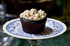 Σοκολάτα Cupcake Στοκ Εικόνα