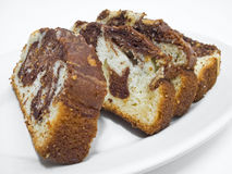 σοκολάτα plumcake Στοκ φωτογραφίες με δικαίωμα ελεύθερης χρήσης