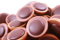 σοκολάτες Στοκ εικόνες με δικαίωμα ελεύθερης χρήσης