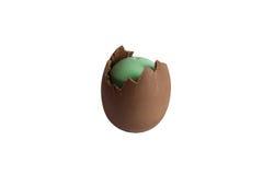 Σοκολάτα αυγών Πάσχας στοκ εικόνες με δικαίωμα ελεύθερης χρήσης