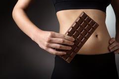 σοκολάτα ι αγάπη Στοκ φωτογραφίες με δικαίωμα ελεύθερης χρήσης