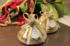 Σοκολάτα καρδιών για το γάμο Στοκ εικόνες με δικαίωμα ελεύθερης χρήσης