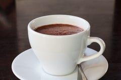 σοκολάτα καυτή Στοκ φωτογραφίες με δικαίωμα ελεύθερης χρήσης