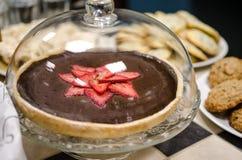 Σοκολάτα ξινή Στοκ φωτογραφία με δικαίωμα ελεύθερης χρήσης