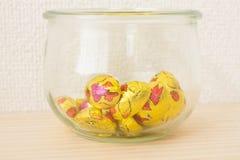 Σοκολάτα παπιών Στοκ φωτογραφίες με δικαίωμα ελεύθερης χρήσης
