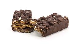 Σοκολάτα Brownies Στοκ φωτογραφία με δικαίωμα ελεύθερης χρήσης