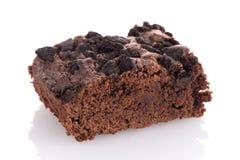 Σοκολάτα Brownies Στοκ Φωτογραφία