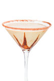 Σοκολάτα martini στοκ φωτογραφίες