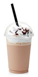Σοκολάτα milkshake Στοκ Εικόνες