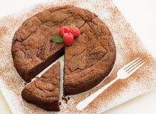 Σοκολάτα torte Στοκ Φωτογραφία