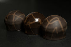 Σοκολάτες δέντρων Στοκ φωτογραφία με δικαίωμα ελεύθερης χρήσης
