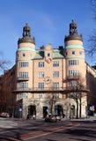 Σουηδική συνομοσπονδία συνδικάτου στοκ εικόνες