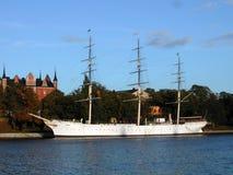σουηδικός ψηλός σκαφών Στοκ Φωτογραφία