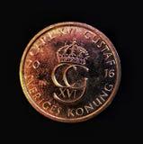 Σουηδικό νόμισμα στοκ εικόνα