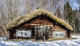 Σουηδικό σπίτι Στοκ Εικόνες