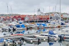 Σουηδικό westcoast Στοκ εικόνα με δικαίωμα ελεύθερης χρήσης