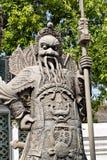 Σοφό άγαλμα ατόμων Στοκ Εικόνες