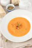 Σούπα λαχανικών στοκ φωτογραφία