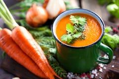 Σούπα λαχανικών Στοκ εικόνα με δικαίωμα ελεύθερης χρήσης