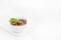 Σούπα βόειου κρέατος Στοκ φωτογραφία με δικαίωμα ελεύθερης χρήσης