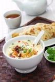 Σούπα γάλακτος σόγιας, ταϊβανικό πρόγευμα Στοκ Εικόνες