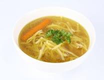 σούπα κοτόπουλου Στοκ φωτογραφίες με δικαίωμα ελεύθερης χρήσης