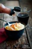 Σούπα κοτόπουλου Buffalo Στοκ Φωτογραφίες
