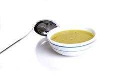 Σούπα κρέμας ..... στοκ φωτογραφίες