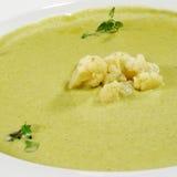 σούπα κρέμας Στοκ Εικόνα