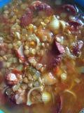 Σούπα στοκ φωτογραφία με δικαίωμα ελεύθερης χρήσης