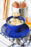 Σούπα νουντλς κοτόπουλου Στοκ εικόνες με δικαίωμα ελεύθερης χρήσης