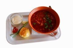 σούπα παραδοσιακή Στοκ Φωτογραφίες