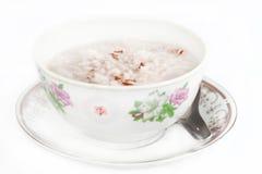 Σούπα ρυζιού Στοκ εικόνες με δικαίωμα ελεύθερης χρήσης