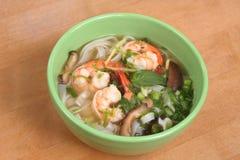 σούπα Ταϊλανδός γαρίδων Στοκ Φωτογραφίες