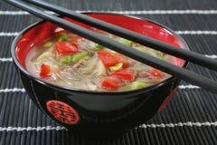 σούπα Ταϊλανδός Στοκ φωτογραφία με δικαίωμα ελεύθερης χρήσης