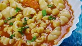 Σούπα της Mia Minestrone Mamma Στοκ Εικόνες