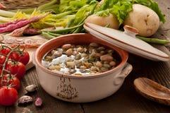 σούπα φυτική στοκ φωτογραφία με δικαίωμα ελεύθερης χρήσης